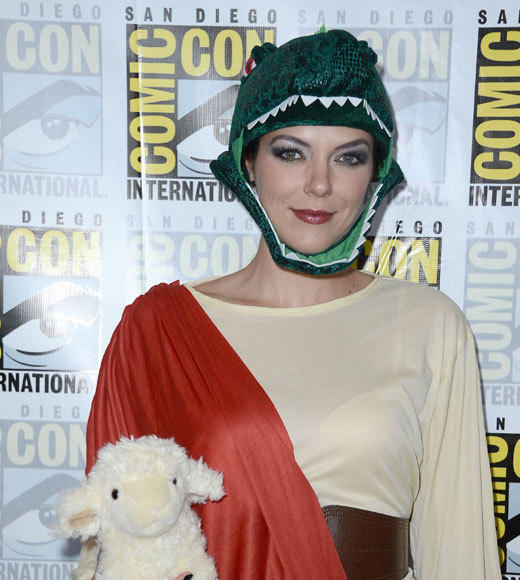 Celebs at Comic-Con 2012: Adrianne Curry