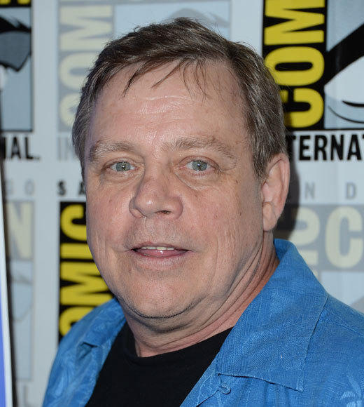 Celebs at Comic-Con 2012: Mark Hamill