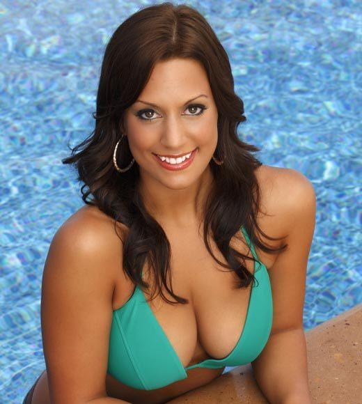 'Bachelor Pad' Season 3 contestants pictures: Donna Zitelli (super fan)