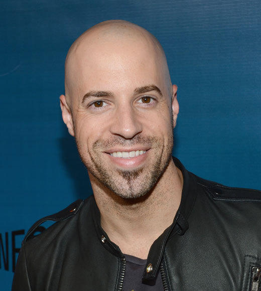 Celebs at Comic-Con 2012: Chris Daughtry