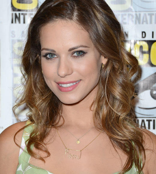 Celebs at Comic-Con 2012: Lyndsy Fonseca