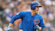 All-Star Bryan LaHair was in the lineup Friday as the Cubs started the second half with a weekend series against the Diamondbacks and right-hander Ian Kennedy.