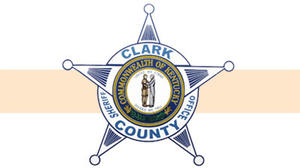 Clark County Sheriff: July 13, 2012