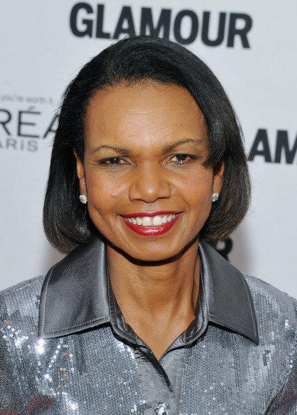 Former United States Secretary of State Condoleezza Rice attends the 21st annual Glamour Women of the Year Awards at Carnegie Hall on November 7, 2011 in New York City.