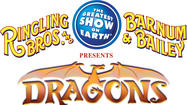 "Ringling Bros. and Barnum & Bailey's show ""DRAGONS"" is coming to Indianapolis."