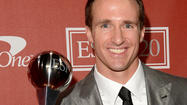 Saints quarterback Drew Brees has agreed to terms on a five-year, $100 million deal with $40 million in the first year of his contract in 2012.