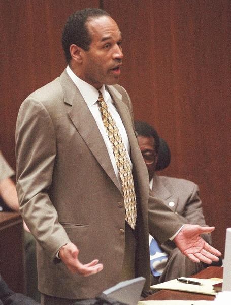 In the top 5 - the 1995 verdict in the O.J. Simpson trial