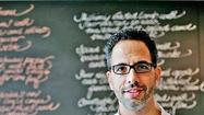 Until very recently, I'd never actually eaten Yotam Ottolenghi's food. I'd certainly cooked a lot of it, but I had never been to one of his London restaurants. I knew the Israeli-born chef strictly from his two cookbooks, but that was enough for me to admire how he can take seemingly ordinary ingredients and make them add up to something more vivid than you'd ever imagine from reading through a recipe. His cooking has a clarity and authenticity unusual in a world where chefs work harder and harder to amaze with daring technique and surprising ingredients.