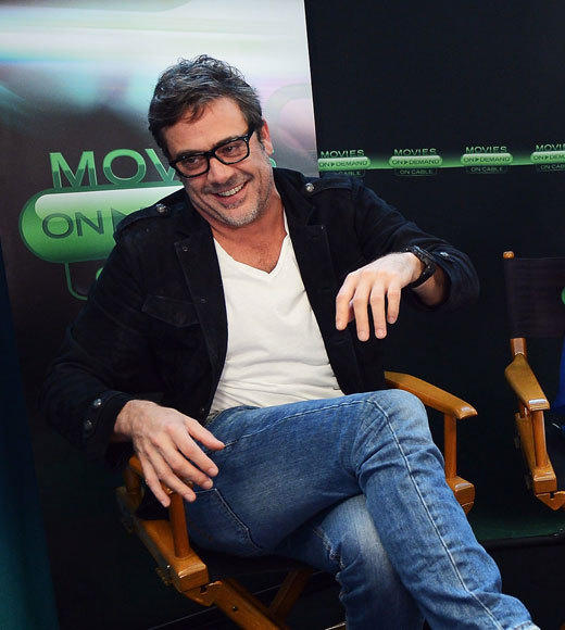Celebs at Comic-Con 2012: Jeffrey Dean Morgan