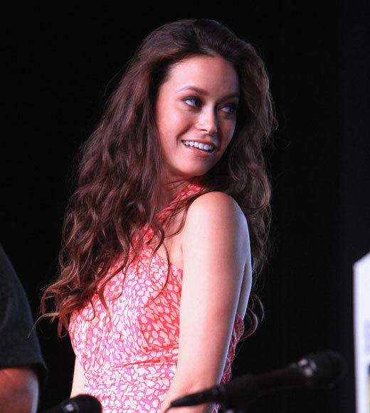 Celebs at Comic-Con 2012: Summer Glau