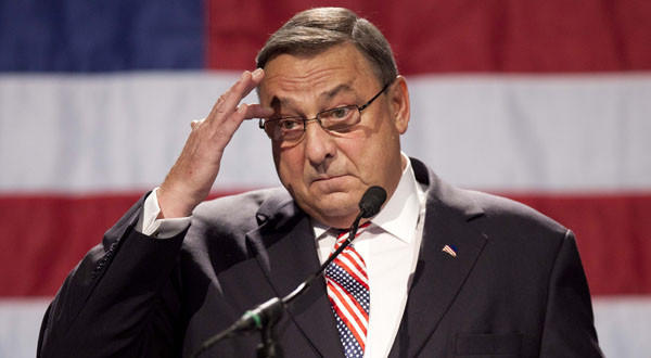 Jewish leaders applauded Gov. Paul LePage's apology for likening the IRS to the Nazi secret police force.