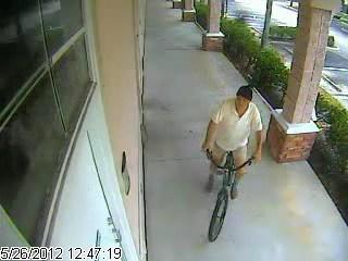 Suspect sought for flooding church and restaurant