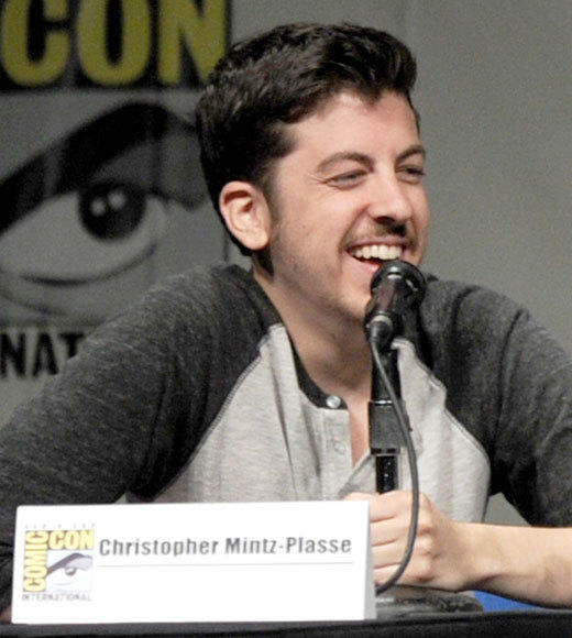 Celebs at Comic-Con 2012: Christopher Mintz-Plasse