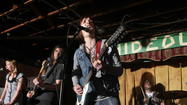 Rain delays Pitchfork opening; Outer Minds, Lower Dens kick off fest