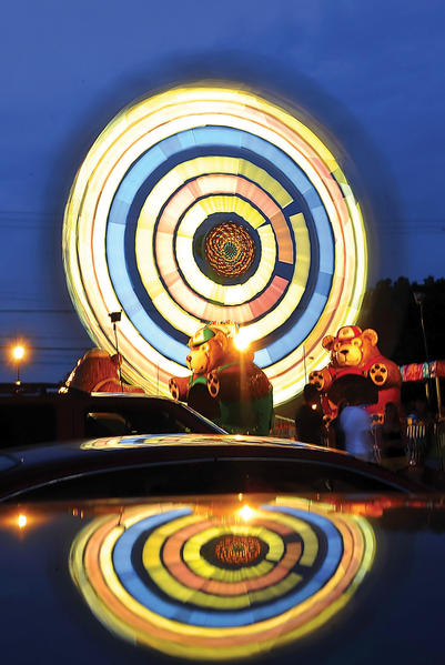 Shepherdstown Fire Department carnival opens Monday, July 16, and runs through Saturday, July 21, at Shepherdstown Fire Department carnival grounds, W.Va. 45, west of Shepherdstown, W.Va.