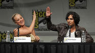 Kaley Cuoco, Simon Helberg, 'Big Bang Theory'