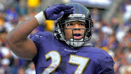 Ray Rice says he's 'always optimistic' about agreeing to an extension with Ravens