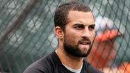 O's notes: Nick Markakis returns, bats leadoff for the first time