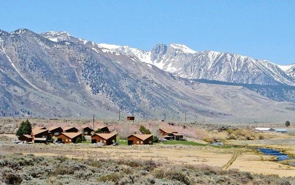 Weekend Escape: Hot Creek Ranch, outside Mammoth Lakes