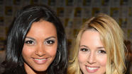 Alona Tal and Jessica Lucas