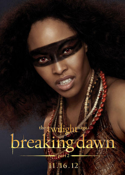 'The Twilight Saga: Breaking Dawn - Part 2' pictures: Zenna
