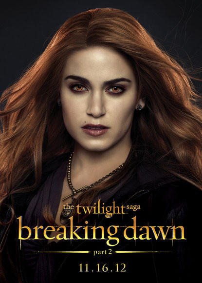 'The Twilight Saga: Breaking Dawn - Part 2' pictures: Rosalie