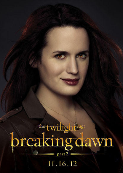 'The Twilight Saga: Breaking Dawn - Part 2' pictures: Esme