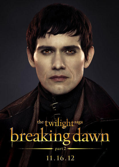 'The Twilight Saga: Breaking Dawn - Part 2' pictures: Eleazar