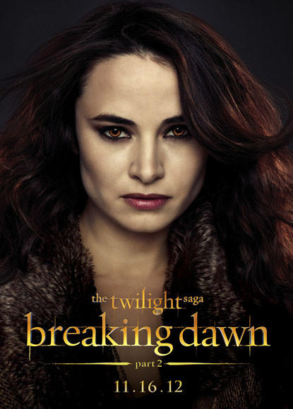 'The Twilight Saga: Breaking Dawn - Part 2' pictures: Carmen