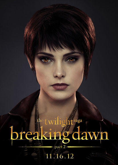 'The Twilight Saga: Breaking Dawn - Part 2' pictures: Alice