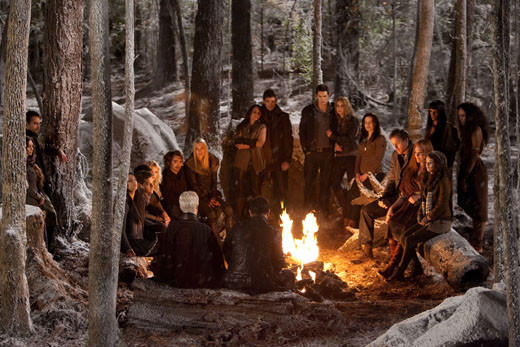 'The Twilight Saga: Breaking Dawn - Part 2' pictures: �