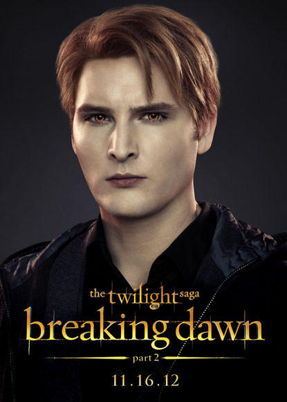 'The Twilight Saga: Breaking Dawn - Part 2' pictures: Carlisle