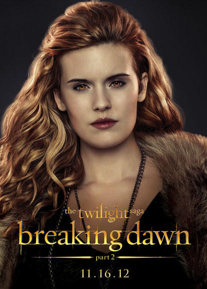 'The Twilight Saga: Breaking Dawn - Part 2' pictures: Irina
