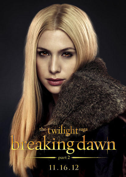'The Twilight Saga: Breaking Dawn - Part 2' pictures: Kate