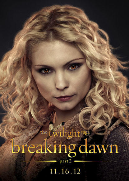 'The Twilight Saga: Breaking Dawn - Part 2' pictures: Tanya