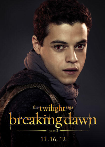 'The Twilight Saga: Breaking Dawn - Part 2' pictures: Benjamin