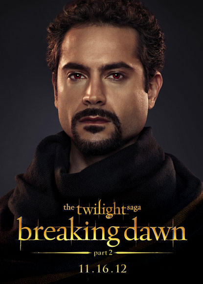 'The Twilight Saga: Breaking Dawn - Part 2' pictures: Amun
