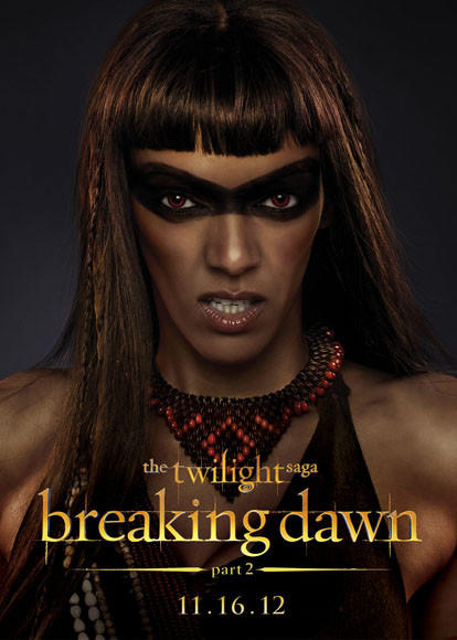 'The Twilight Saga: Breaking Dawn - Part 2' pictures: Zafrina