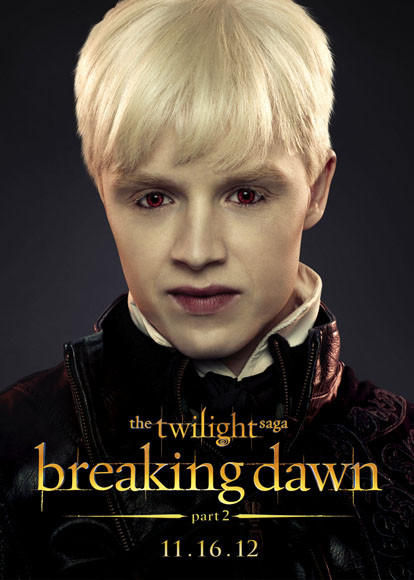 'The Twilight Saga: Breaking Dawn - Part 2' pictures: Vladamir