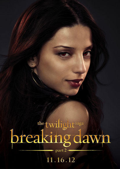 'The Twilight Saga: Breaking Dawn - Part 2' pictures: Tia