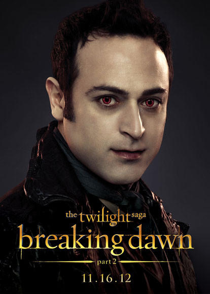 'The Twilight Saga: Breaking Dawn - Part 2' pictures: Stefan