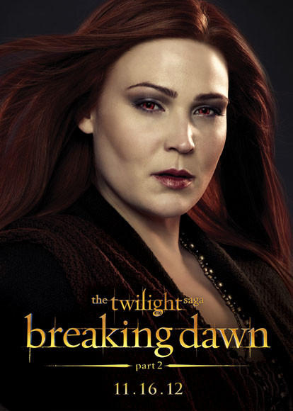 'The Twilight Saga: Breaking Dawn - Part 2' pictures: Siobhan