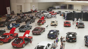 928 Porsche Owners Club takes over Century II