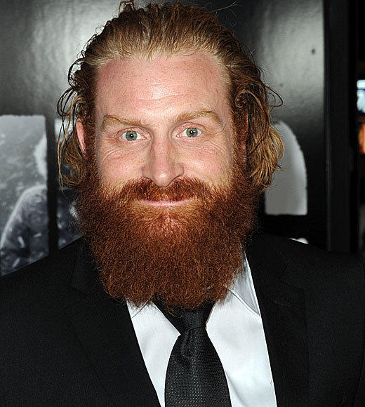 'Game of Thrones' Season 3: Meet the new cast members: Kristofer Hivju as Tormund Giantsbane