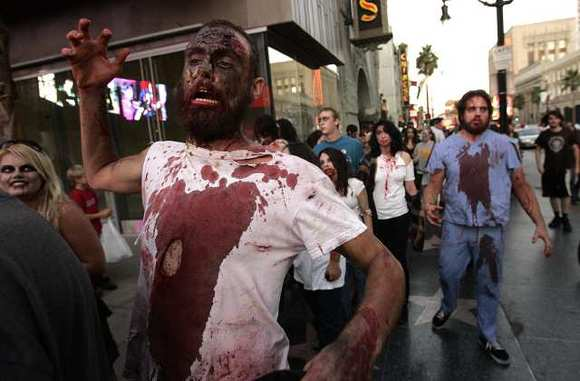 CDC advises on Zombie apocalypse