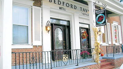 Supernatural stories about the Bedford Tavern are to be featured on a television show about ghosts.
