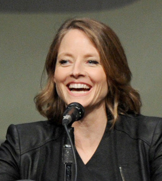 Celebs at Comic-Con 2012: Jodie Foster