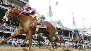 HORSE RACING: Vet: Derby winner's care legit