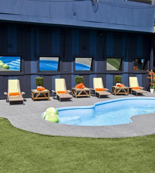 'Big Brother 14' preview pictures: The backyard
