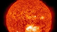 A solar storm arrived Saturday morning and is expected to last through Sunday, slamming into Earth's magnetic field. Scientists insist it will be a minor event, and they have notified power grid operators, airlines and other occupations potentially affected.
